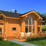 Porównanie kosztów budowy - dom drewniany czy murowany?
