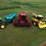 Maszyna rolnicza od komornika