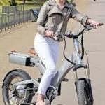 Elektro-rower nowoczesny środek transportu