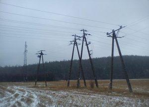 odszkodowania za linie energetyczne na dzialce
