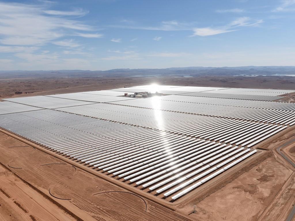 farma słoneczna zasady działania